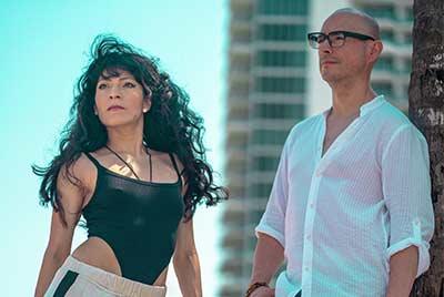 Wendy and Rodrigo